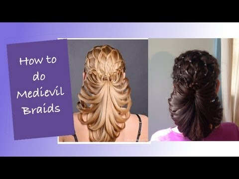 Medievil Braid | Rapunzel's Mother Hair-do's And How-to's
