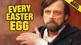 Video STAR WARS: THE LAST JEDI - All Easter Eggs, Cameos & References MP3, 3GP, MP4, WEBM, AVI, FLV Juni 2018