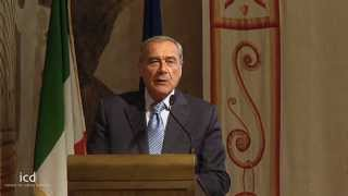 Pietro Grasso, President of the Italian Senate