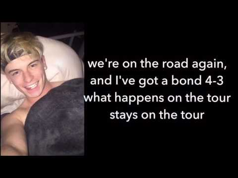After The Show - RoadTrip - Lyric Video