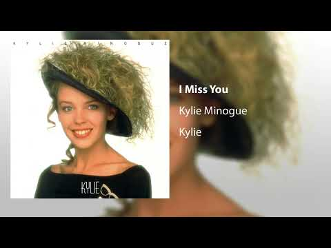 Kylie Minogue - I Miss You (Official Audio)