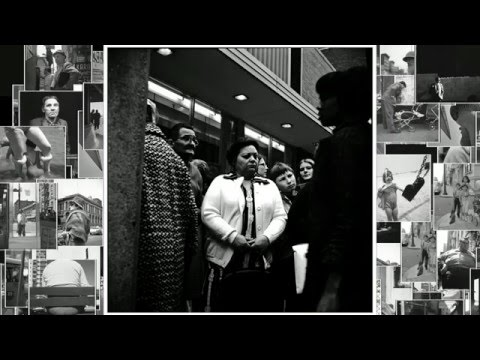 Vivian Maier slideshow in HD