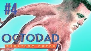 Octodad - MY WIFE IS A B*TCH - Part 4