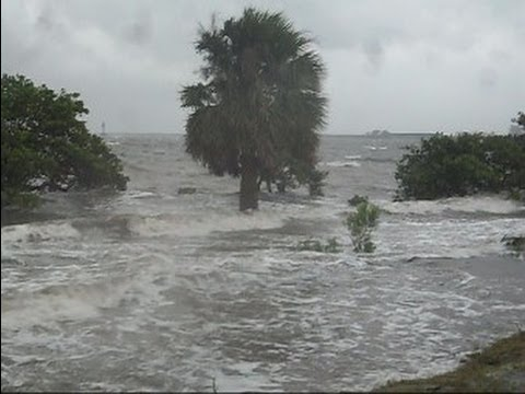 Tampa - This is a video I made on June 24, 2012 from 4:00 PM through 8:00 PM of tropical storm Debby slamming the Tampa and St. Petersburg area in Florida. Floods an...