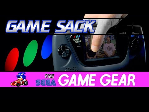 The Sega Game Gear - Review - Game Sack