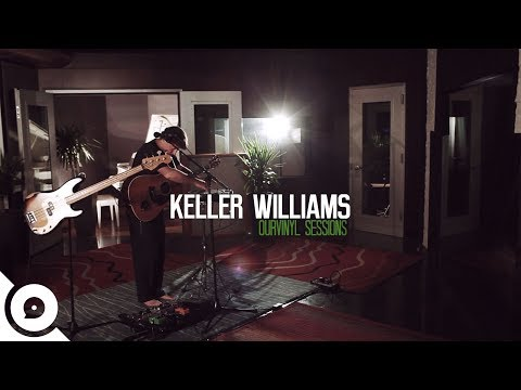 Keller Williams - Song For Fela | OurVinyl Sessions