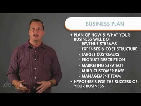 What Is A Business Plan? – Creating The Killer Business Plan