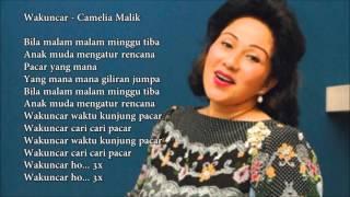 CAMELIA MALIK - WAKUNCAR (LIRIK)