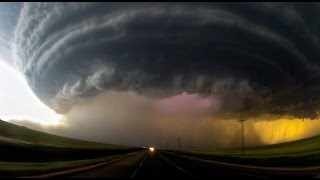 Booker supercell timelapse