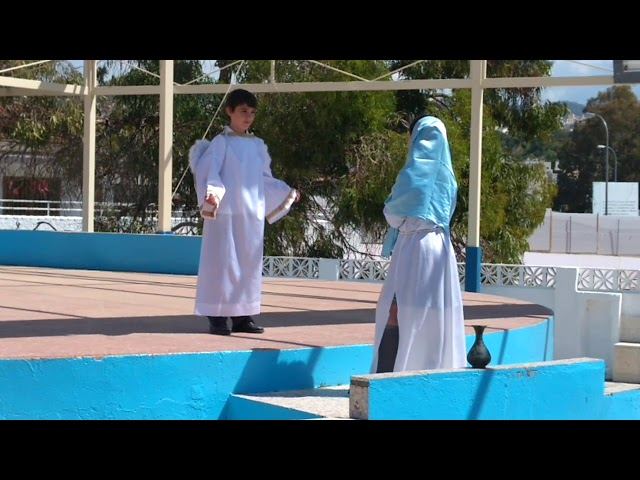 Acto inaugural Mayo 2018 Colegio La Marina