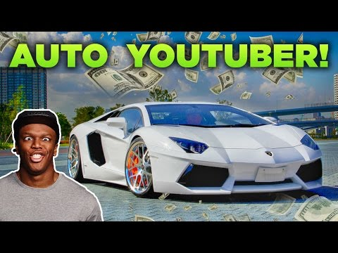 top 5 supercar comprate da degli youtuber!