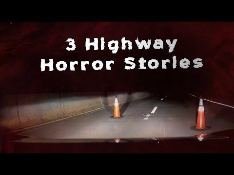 3 Scary TRUE Highway Horror Stories