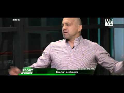 Emisiunea Sport VPTV – 21 martie 2016