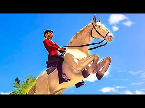 MY LITTLE RIDING CHAMPION Trailer (2018) PS4 / Xbox / PC / Switch
