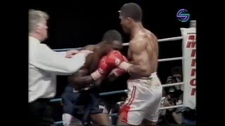 The brutal fight that ended everything for boxer Michael Watson.