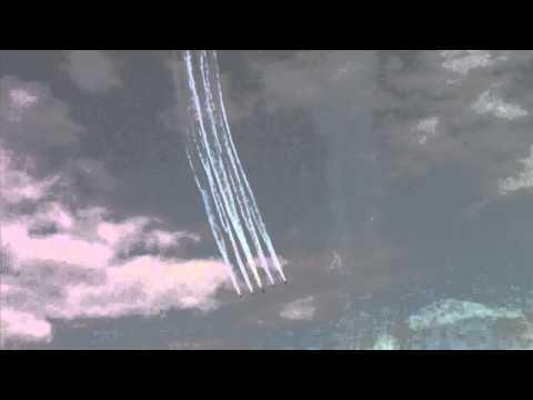 Los CASA C-101 Aviojet de la Patrulla...