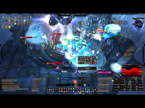 Infamous VS Hodir Hardmode Lordaeron Warmane (видео)