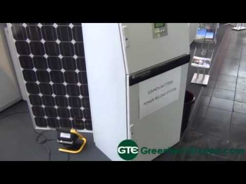 eva technology Interview: Renewable Energy Storage