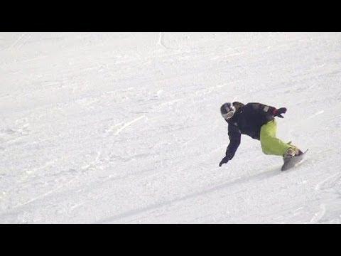 2013 アルペンカーヴィング・フリーライディング(Moss Snowstick AP67)