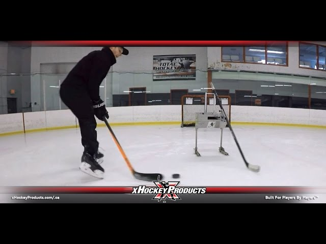 1-on-1 Moves with the SHS Stickhandling System