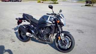 10. 2013 Yamaha FZ8 @ Alcoa Good Times