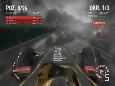 F1 2010 PL (PC) - Gameplay