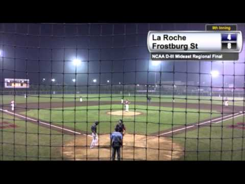 Final Moments of 2015 D-III Mideast Regional: Frostburg State vs. La Roche