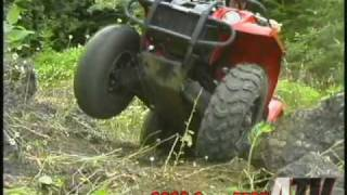 8. ATV Television - 2003 Yamaha Kodiak 400 Quick Test