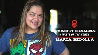Athlete of the Month: Maria Bedolla