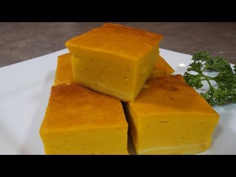 Pumpkin Kaing Dessert Recipe