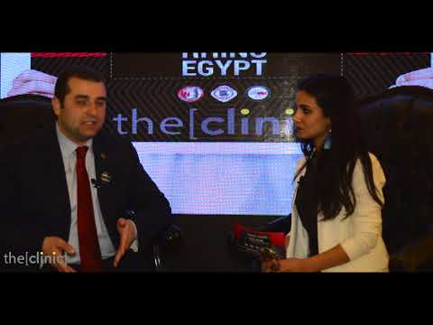DR. Ahmed Yassen Bahgat Talks about Rhino Egypt 2018.