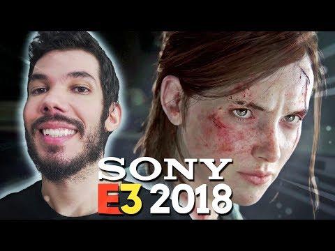 Video AO VIVO - CONFERÊNCIA DA SONY NA E3 - TLOU PART II, RE2 REMAKE, DEATH STRANDING || SÓ VEM! download in MP3, 3GP, MP4, WEBM, AVI, FLV January 2017