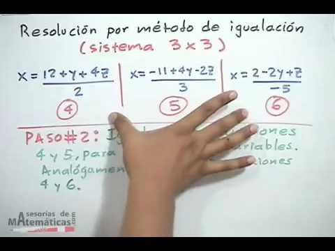 3x3 Lineare Gleichungssysteme: Matching-Verfahren (P1)