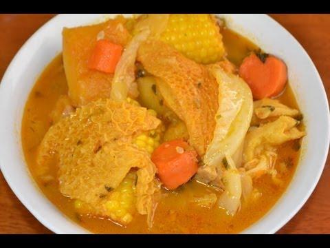 google sopa - sopa de mondongo nicaraguense en http://www.cocinemosjuntos.comNo olvides de compartir esta receta con tus amigos y familiares. https://www.facebook.com/Coci...