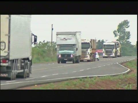 Duplicação da MT 344 prejudica comércio em Santa Alvira