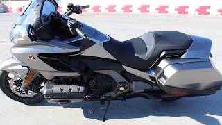 7. 2018 Honda Gold Wing DCT