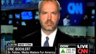 Media Matters' Boehlert Goes Head-to-head With Tancredo Over Sotomayor On CNN