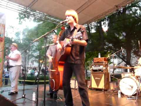 The Western Elstons @ Summer dance 2010