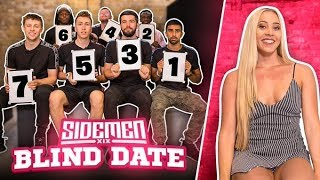 SIDEMEN BLIND DATING