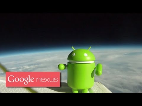 0 Android phone to be sent into space