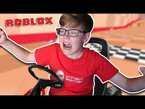 Kart Racing In Meep City!! - Roblox