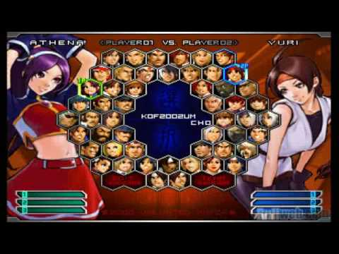 King of Fighters 2002: Unlimited Match (PS2) Match-Movie #3