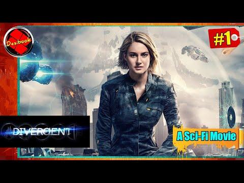 Divergent Movie Explained in hindi, Divergent movie Explained in hindi, movies explained in hindi