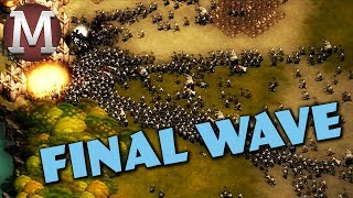 Video THE PEACEFUL LOWLANDS - FINAL WAVE - They Are Billions Gameplay #10 MP3, 3GP, MP4, WEBM, AVI, FLV April 2019