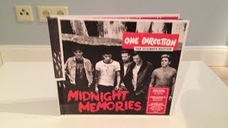 One Direction - Midnight Memories (The Ultimate Edition) (Unboxing) HD