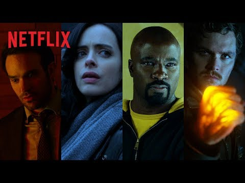 Marvel's the Defenders Comic-Con Teaser