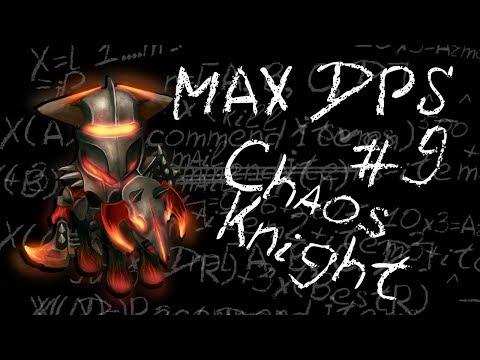 Maximum DPS: CHAOS KNIGHT