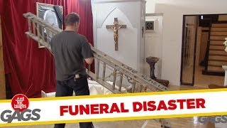 Throwback Thursday: Funeral Home Disaster