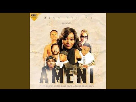 Ameni (feat. Emtee, Saudi, Sjava, Fifi Cooper, A-Reece, B3nchMarq)