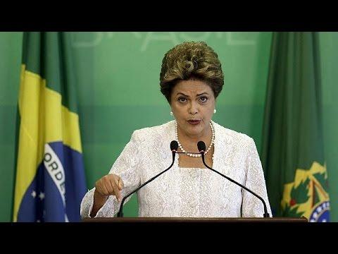 Βραζιλία: «Υπόλογη» η Ρούσεφ για χειραγώγηση του προϋπολογισμού του 2014